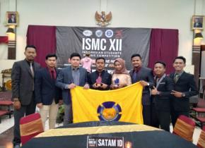 Mahasiswa Jurusan Teknik Pertambangan Berhasil Mendapat  Juara 1 pada perlombaan Rock Drilling dan Juara 2 pada perlombaan Hand Mucking Tingkat Nasional di Institut Teknologi Bandung di Tahun 2020